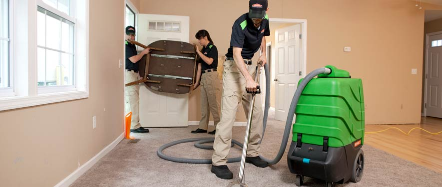 Woodbury, NJ residential restoration cleaning